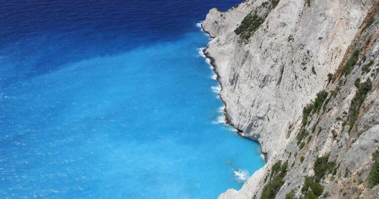 Woda czy skała?